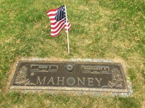 Mahoney family grave