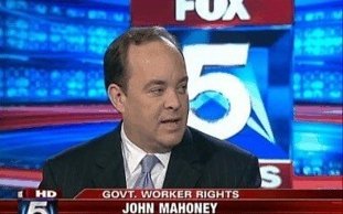 Attorney John Mahoney