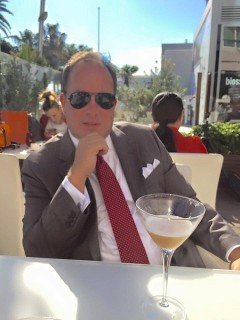 Attorney Mahoney at Cannes