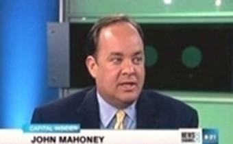 Attorney John P. Mahoney on TV