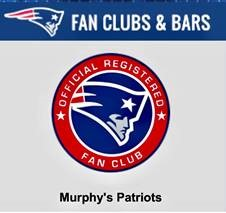 Murphy's Patriots fan club