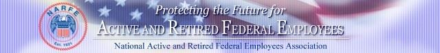 National Active and Retired Federal Employees Association logo